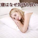 二度寝はなぜ気持ち良いのか?「二度寝を防止する7つの習慣」